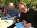 Driessen signeren