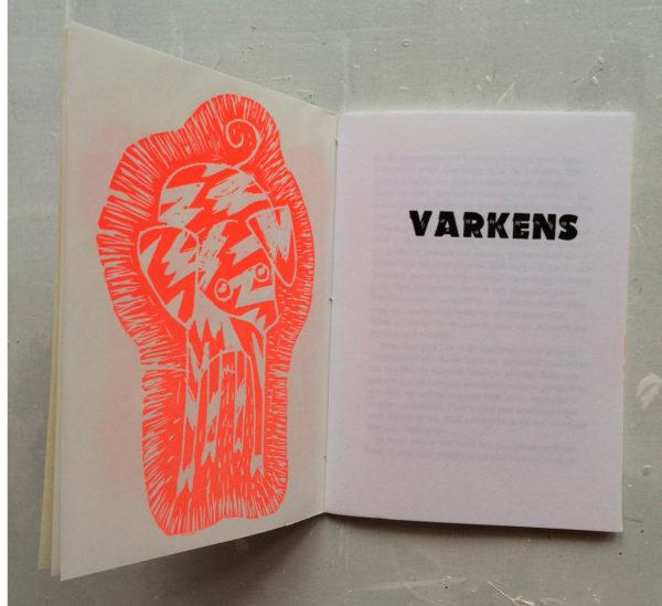 Marlies Visser en Nop Maas: Varkens